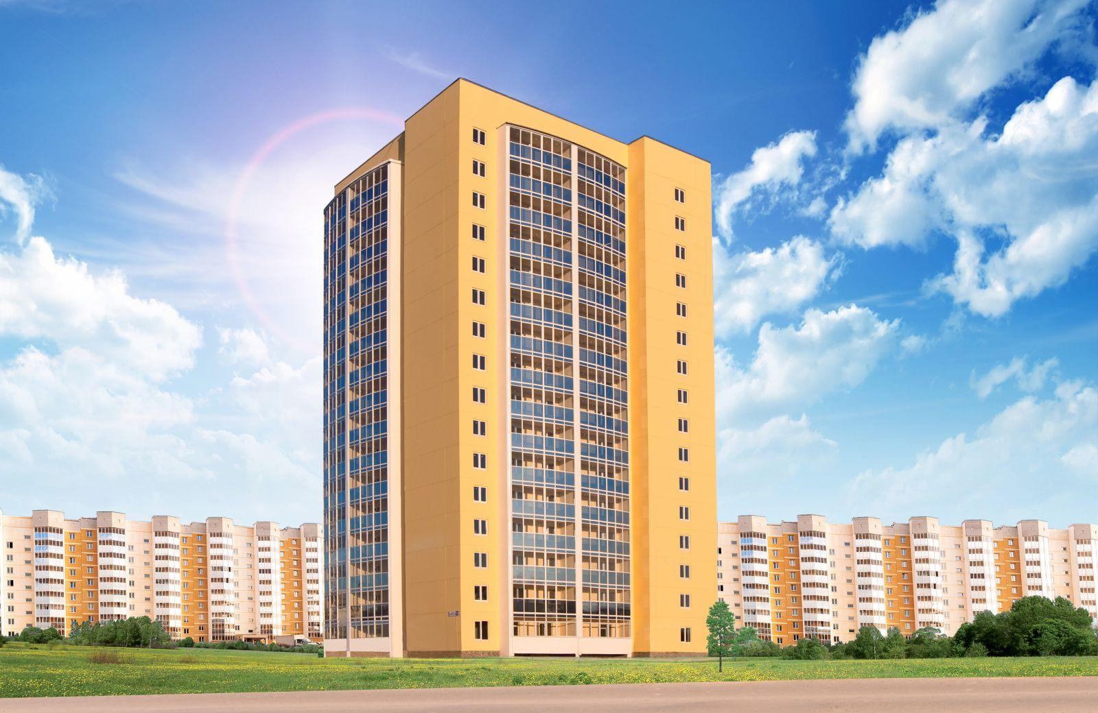 ЖК «ТРИУМФ»: 9 комфортабельных домов