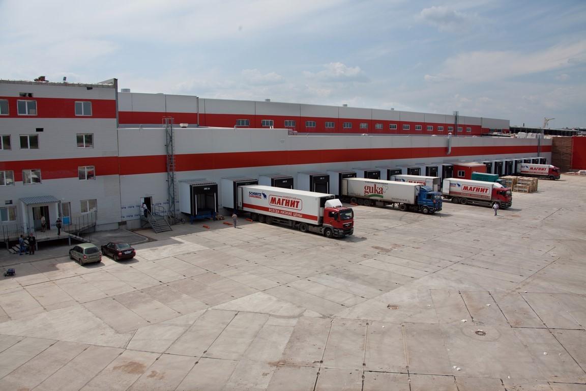Логистический центр торговой сети «МАГНИТ»