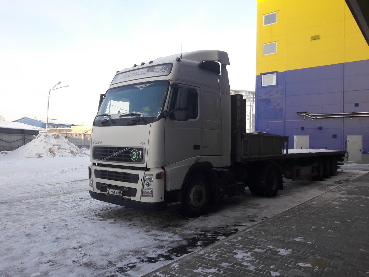 Длинномер Volvo